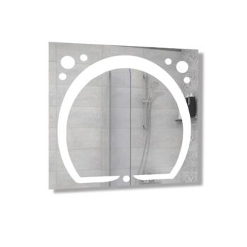 Зеркало с технологией LED-подсветки d38